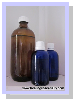Storage of Essential Oils