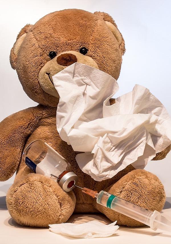 Immune system compromised