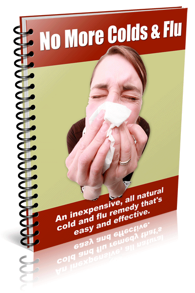 No More Colds & Flu eBook