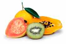 fruits high in beneficial vitamin C