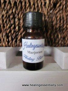 Marjoram essential oil for arthritis