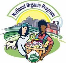 national organic program seal
