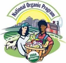 national organic program seal